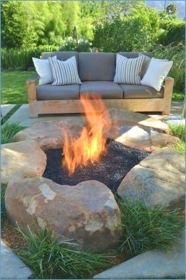 Garten Feuerstelle Beautiful Bauen Mit With Ideen Fr Im Feuerstellen von Offene Feuerstelle Garten Selber Bauen Photo