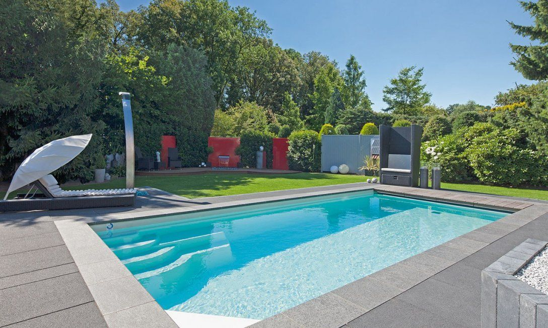 Garten Gestalten Mit Pool von Garten Gestalten Mit Pool Photo