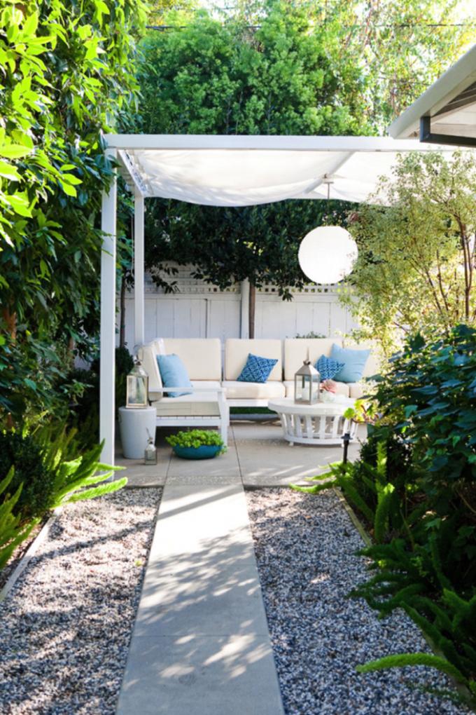 Garten Lounge Selbst Gestalten  Das Grüne Wohnzimmer Im Eigenen von Ecke Im Garten Gestalten Photo
