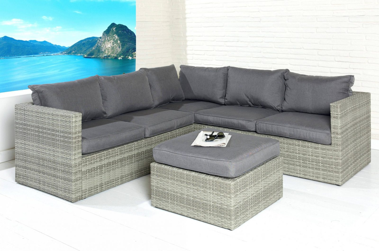 Lounge set garten g nstig haus design ideen - Garten lounge set gunstig ...