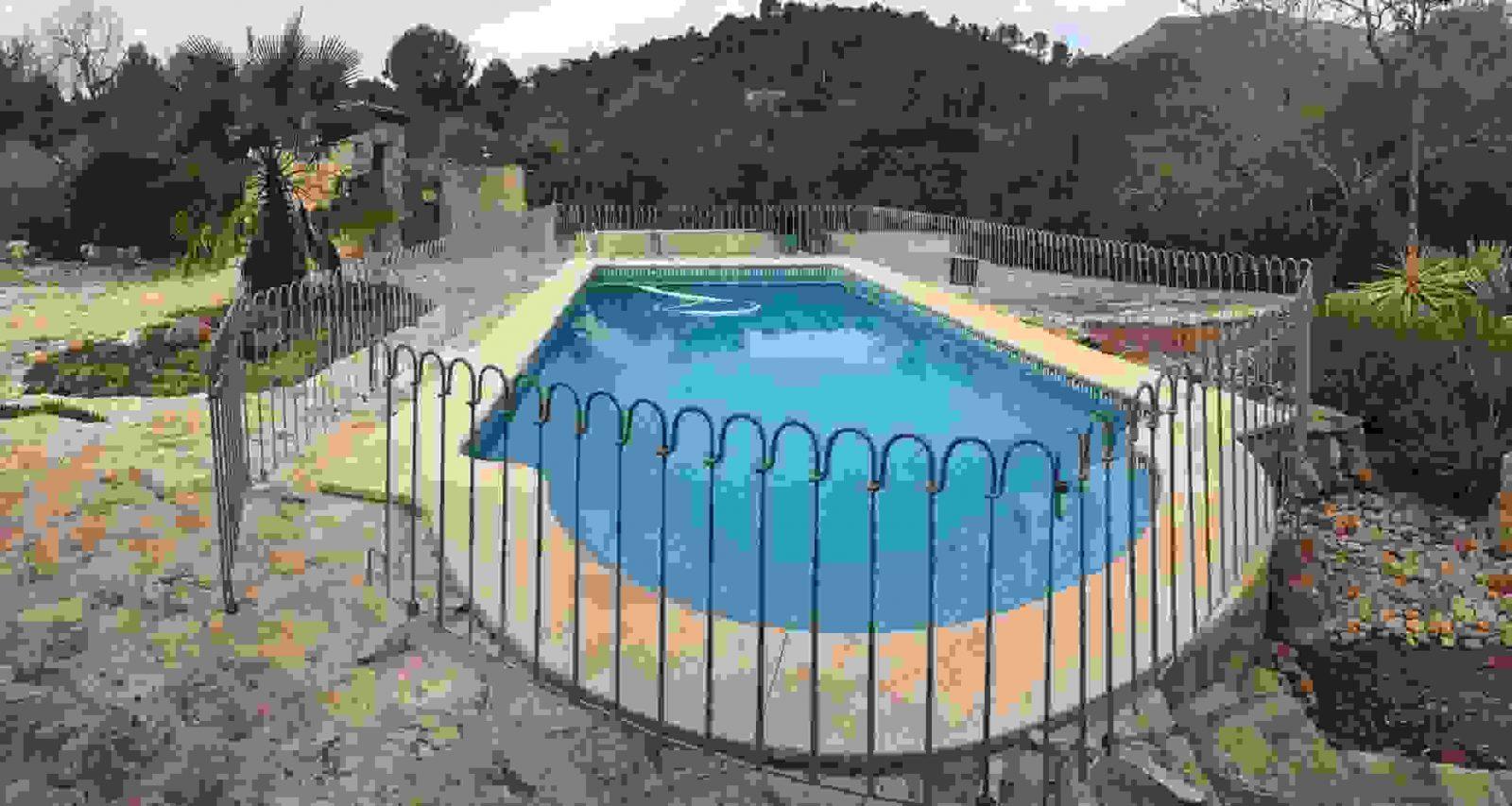 Garten Pool Test Designs  Almo Drg von Pool Im Garten Aufstellen Bild