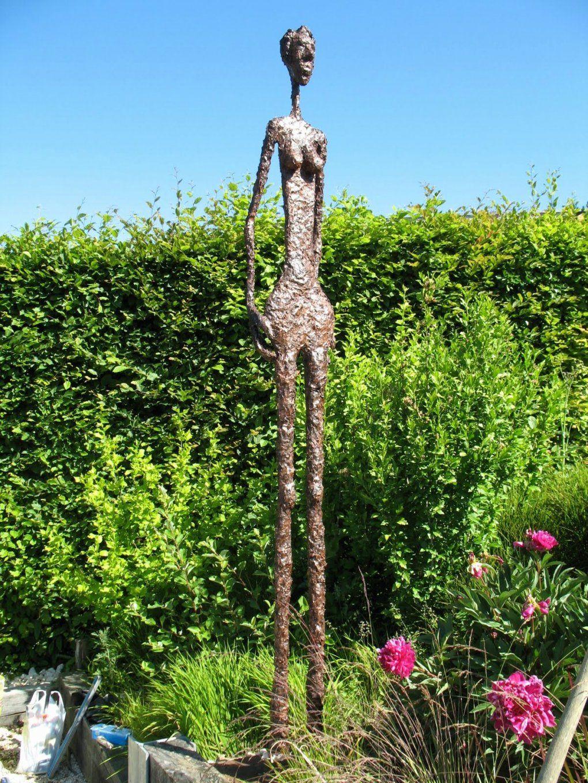 Garten Skulpturen Selber Machen Einzigartig Rost Skulpturen Garten von Skulpturen Für Den Garten Selber Machen Photo