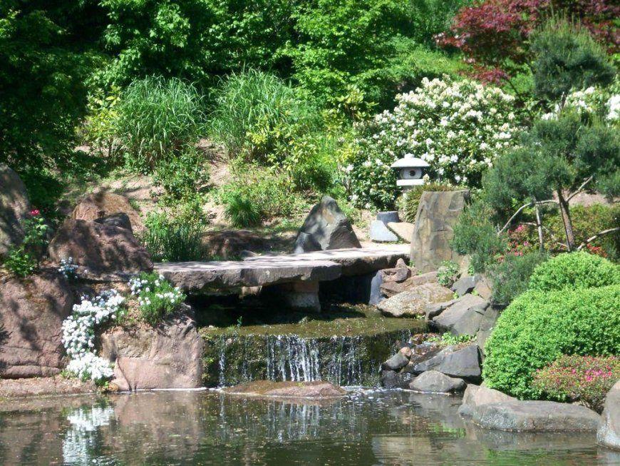 Garten Wasserfall Selber Bauen 38 Ideen Gartengestaltung Gartendeko von Wasserfall Brunnen Selber Bauen Bild