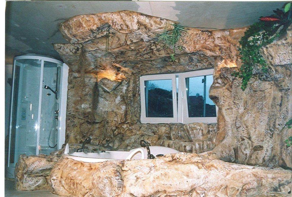 Garten Wasserfall Selber Bauen Large Size Of von Zimmerbrunnen Wasserfall Selber Bauen Bild