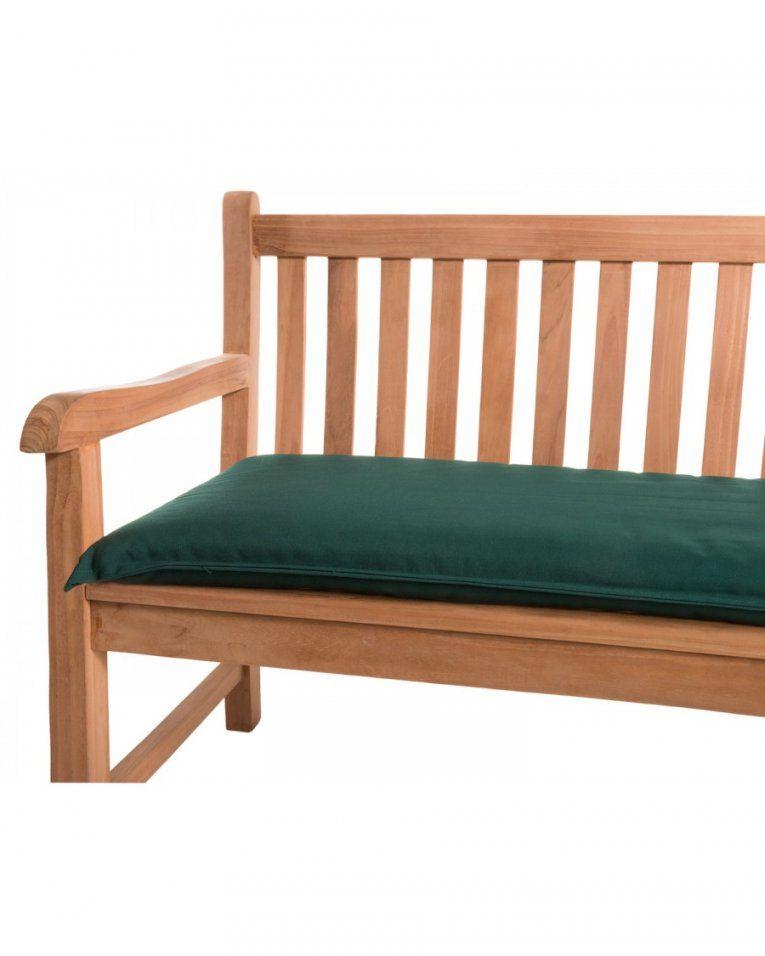 Gartenbank Auflage Palma Grün 180 Cm Nur 5999 € von Gartenbank 180 Cm Breit Bild