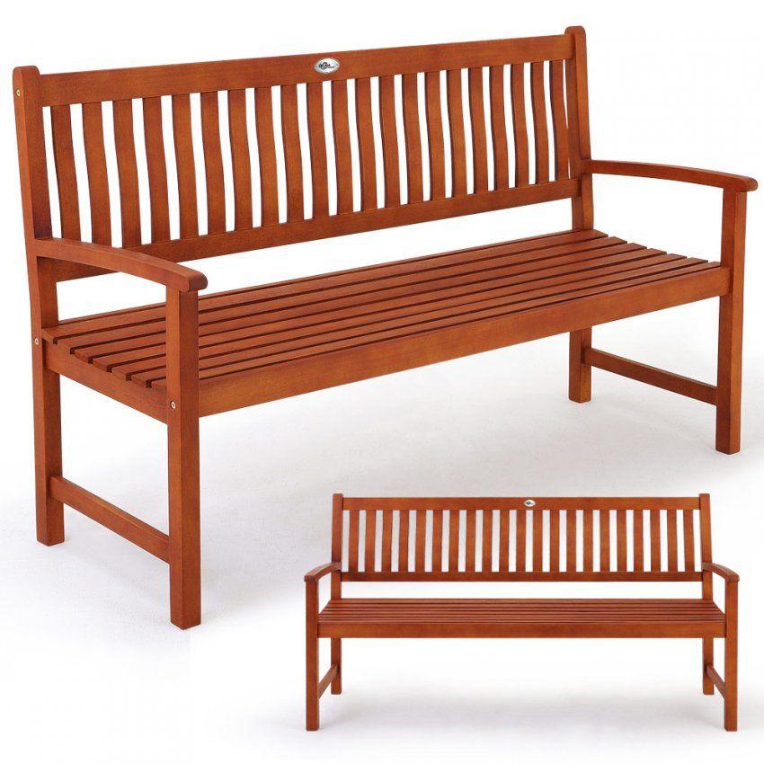 Gartenbank Bank Sitzbank Holzbank 3 Sitzer Eukalyptus Hartholz von Gartenbank Eukalyptus 2 Sitzer Holzbank Photo