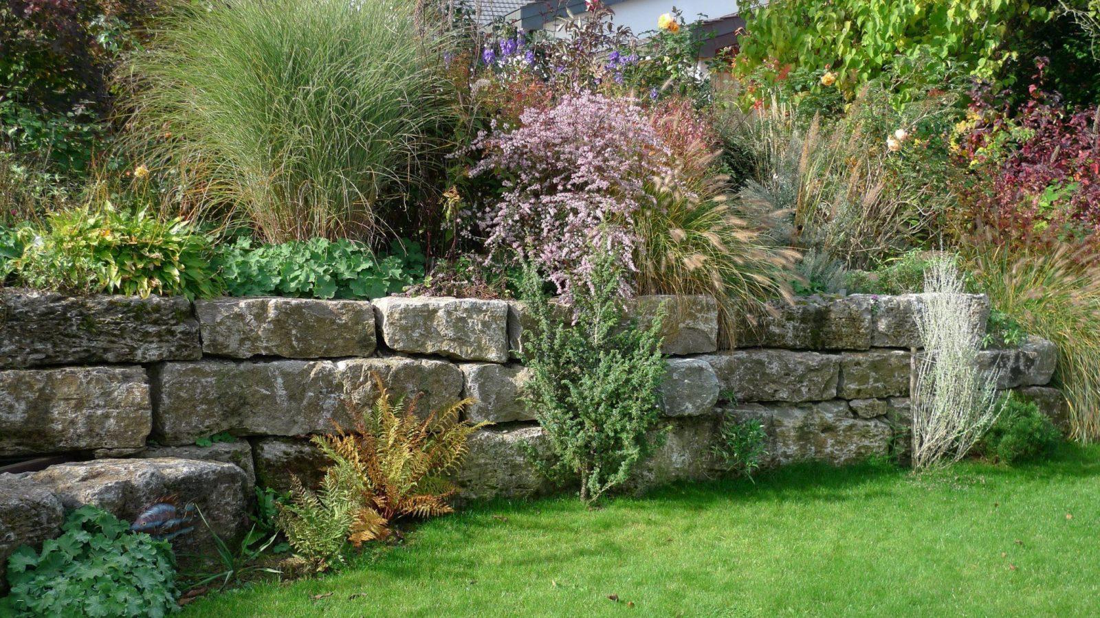 Gartengestaltung Ideen Mit Steinen Inspirierend Gartengestaltung von Gartengestaltung Mit Steinen Am Hang Bild