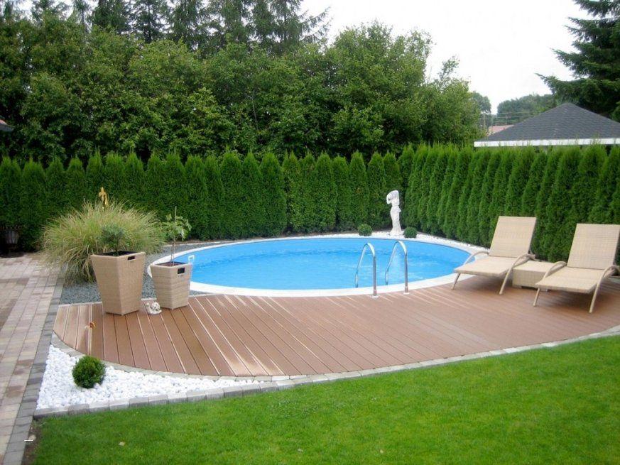 Gartengestaltung Mit Pool Best Of Runder Pool Im Garten von Runder Pool Im Garten Photo