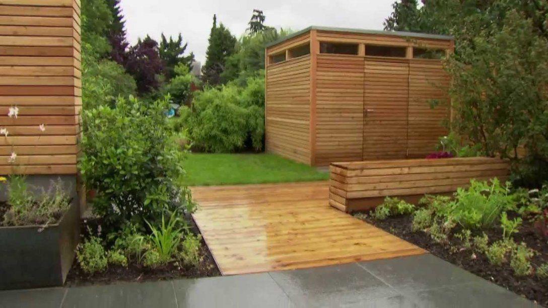 Gartengestaltung Mit Steinen  Youtube von Gartengestaltung Ideen Mit Steinen Bild