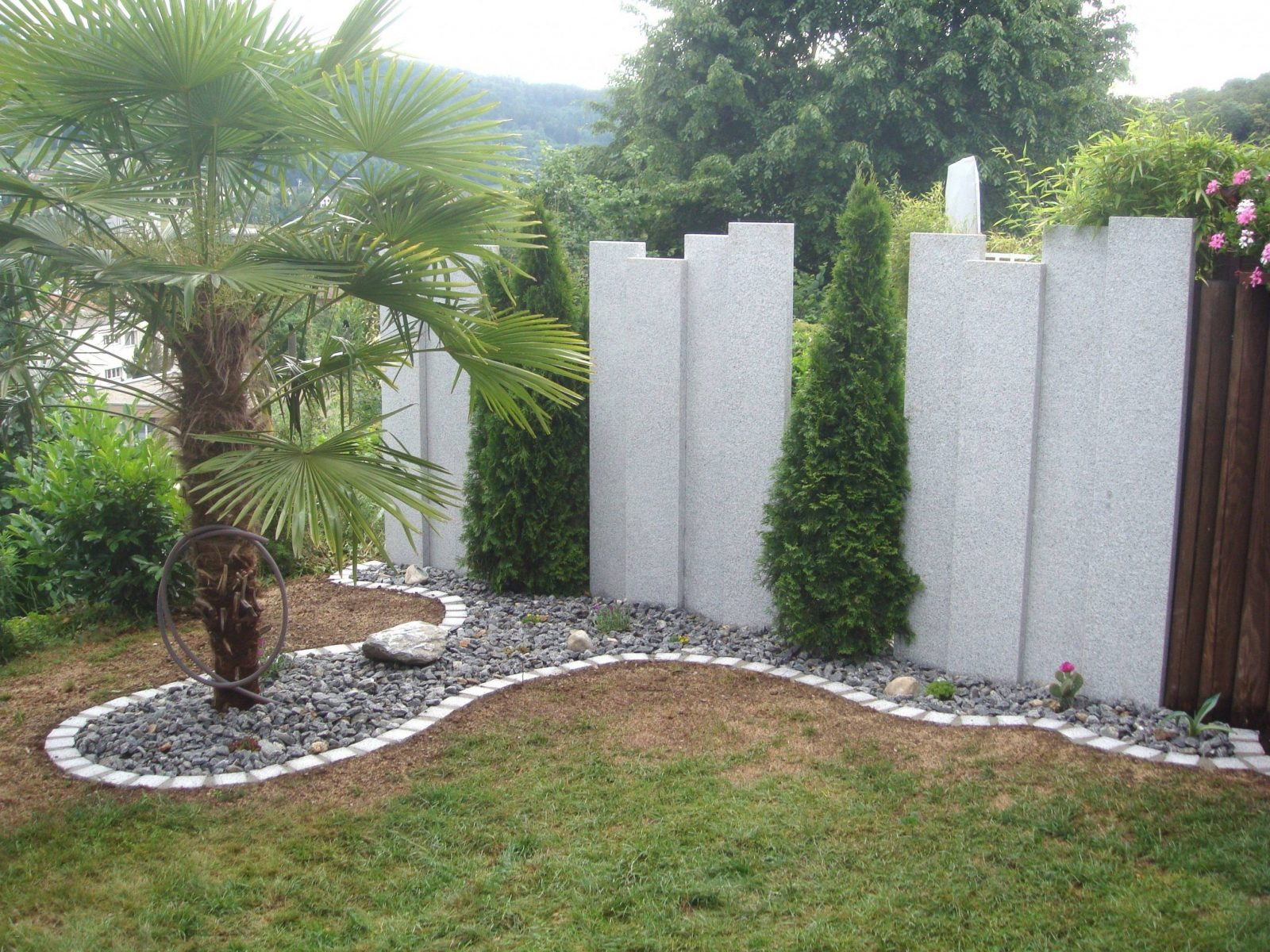 Gartengestaltung Steine Neu Gartengestaltung Mit Steinen Zum Klein von Gartengestaltung Ideen Mit Steinen Bild