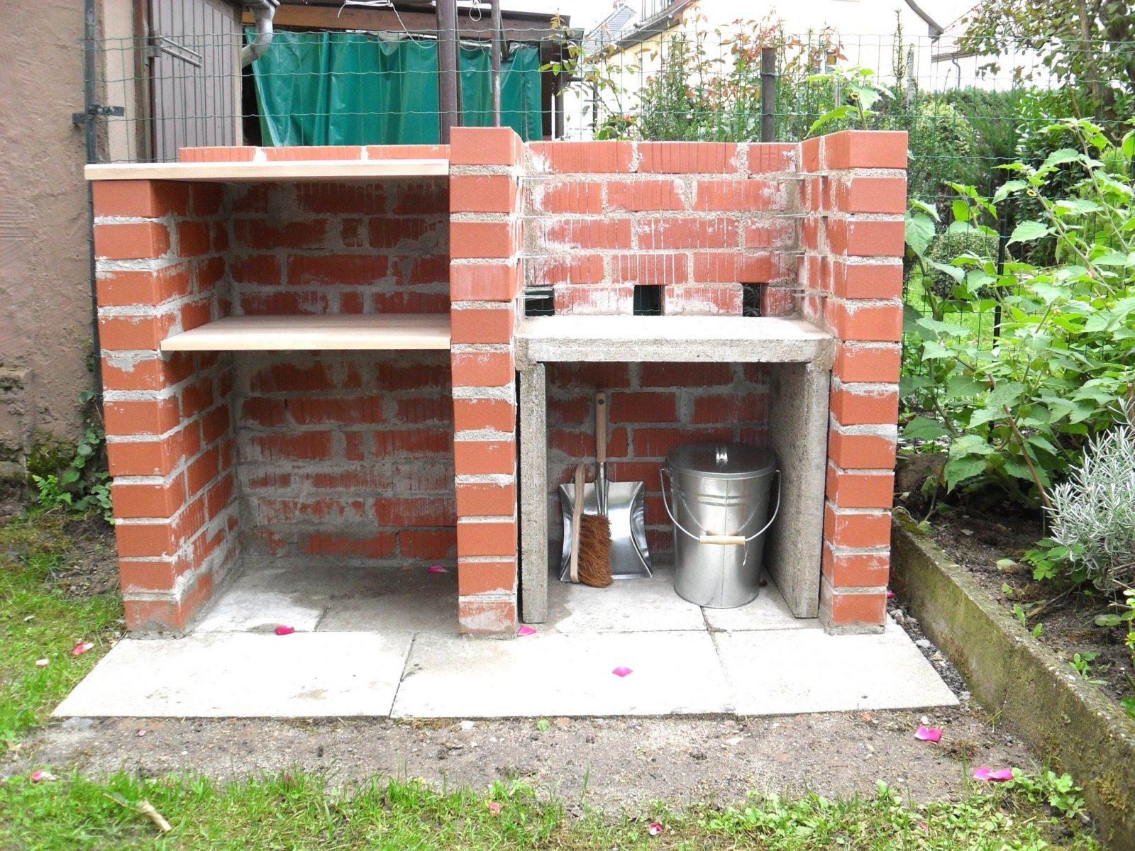 gartengrillkamin selber bauen mit erstaunliche ideen grill kamin und