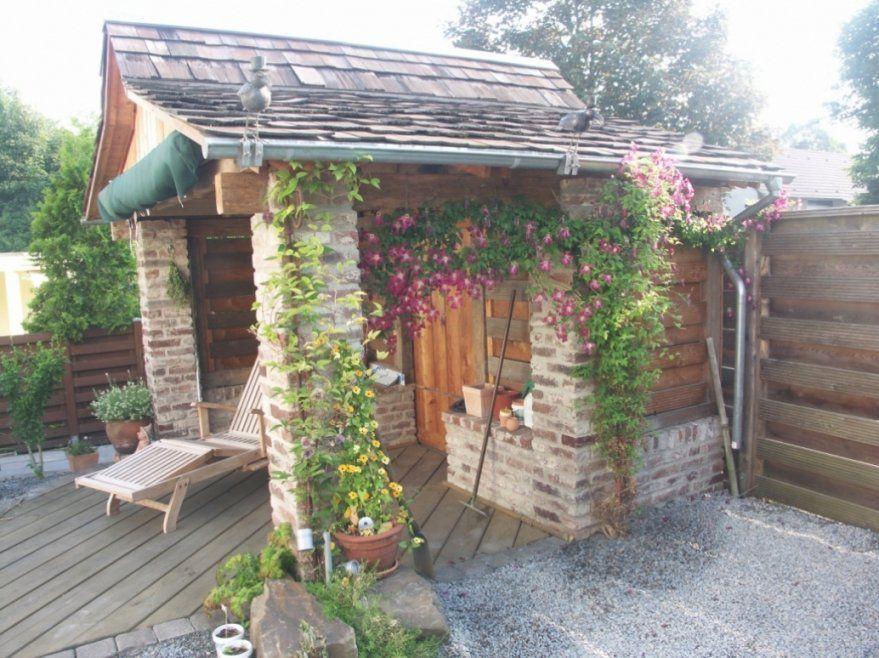 Gartenhaus Selber Bauen Stein Ebenbild Das Sieht Luxus  Dekorideen Club von Gartenhaus Aus Stein Selber Bauen Bild