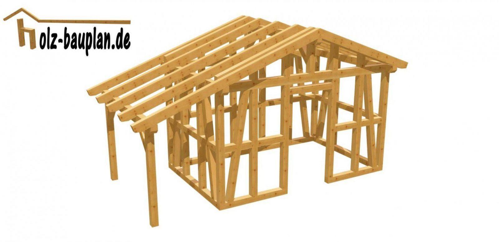 Gartenhaus Selber Bauen  Youtube von Holzhaus Selber Bauen Anleitung Bild