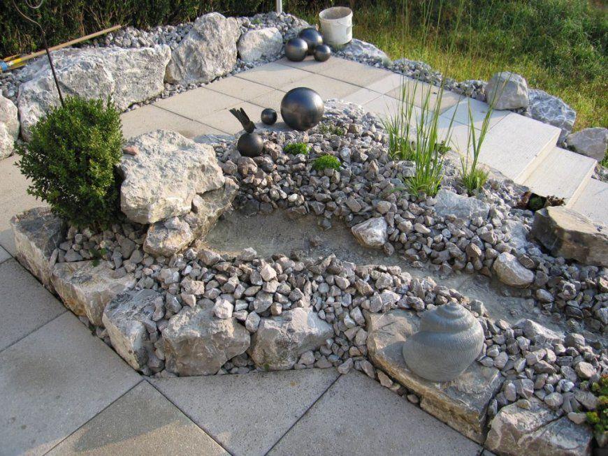 Gartenideen Mit Wasser  Wohndesign von Wasser Ideen Für Den Garten Photo