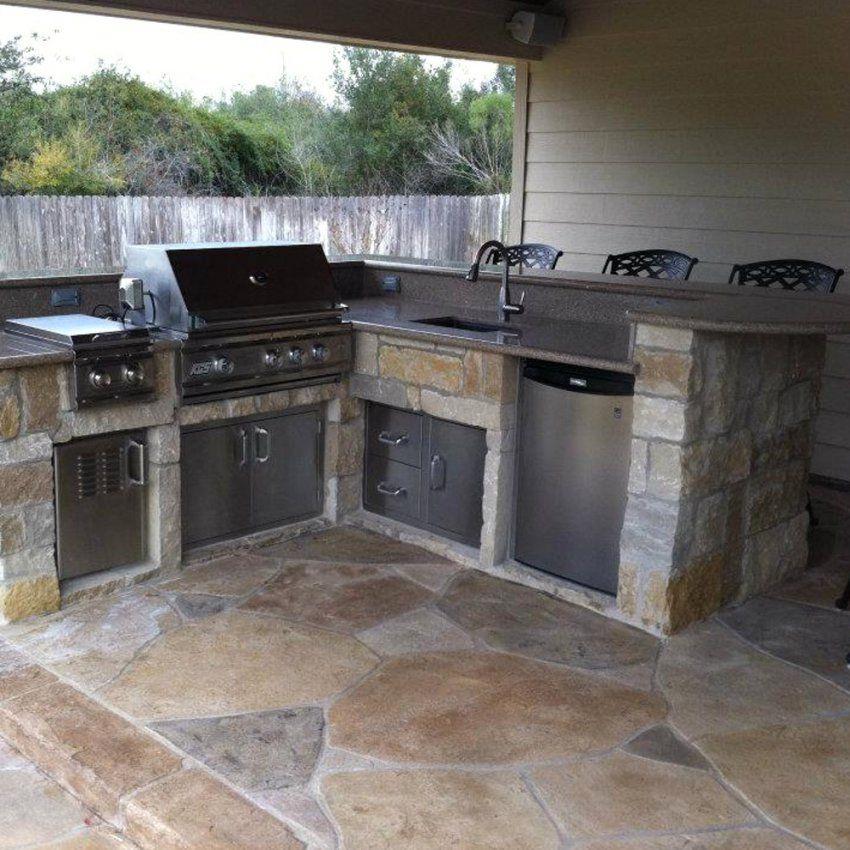 Gartenküche Bauen Im Sommer Im Garten Kochen Avec Outdoor Küche von Outdoor Küche Selber Bauen Garten Photo