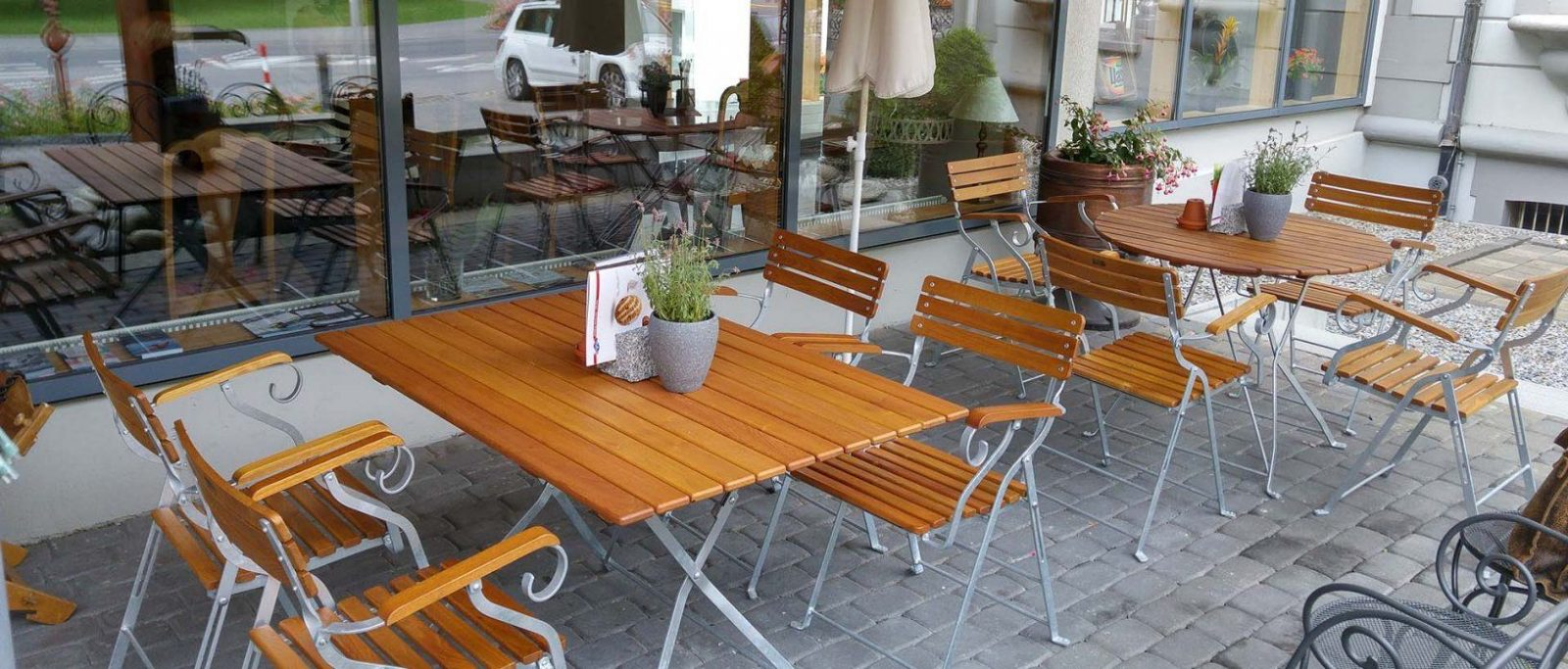 Gartenmobel Gastronomie Gebraucht Gartenmobel Sonderposten Nt07 von Outdoor Möbel Gastronomie Gebraucht Bild