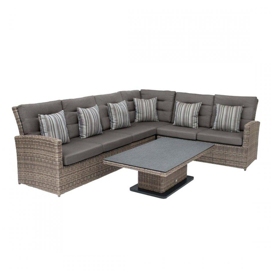 Gartenmobel Polyrattan Poly Gunstig Weiss Lounge Set von Garten Lounge Set Gebraucht Bild