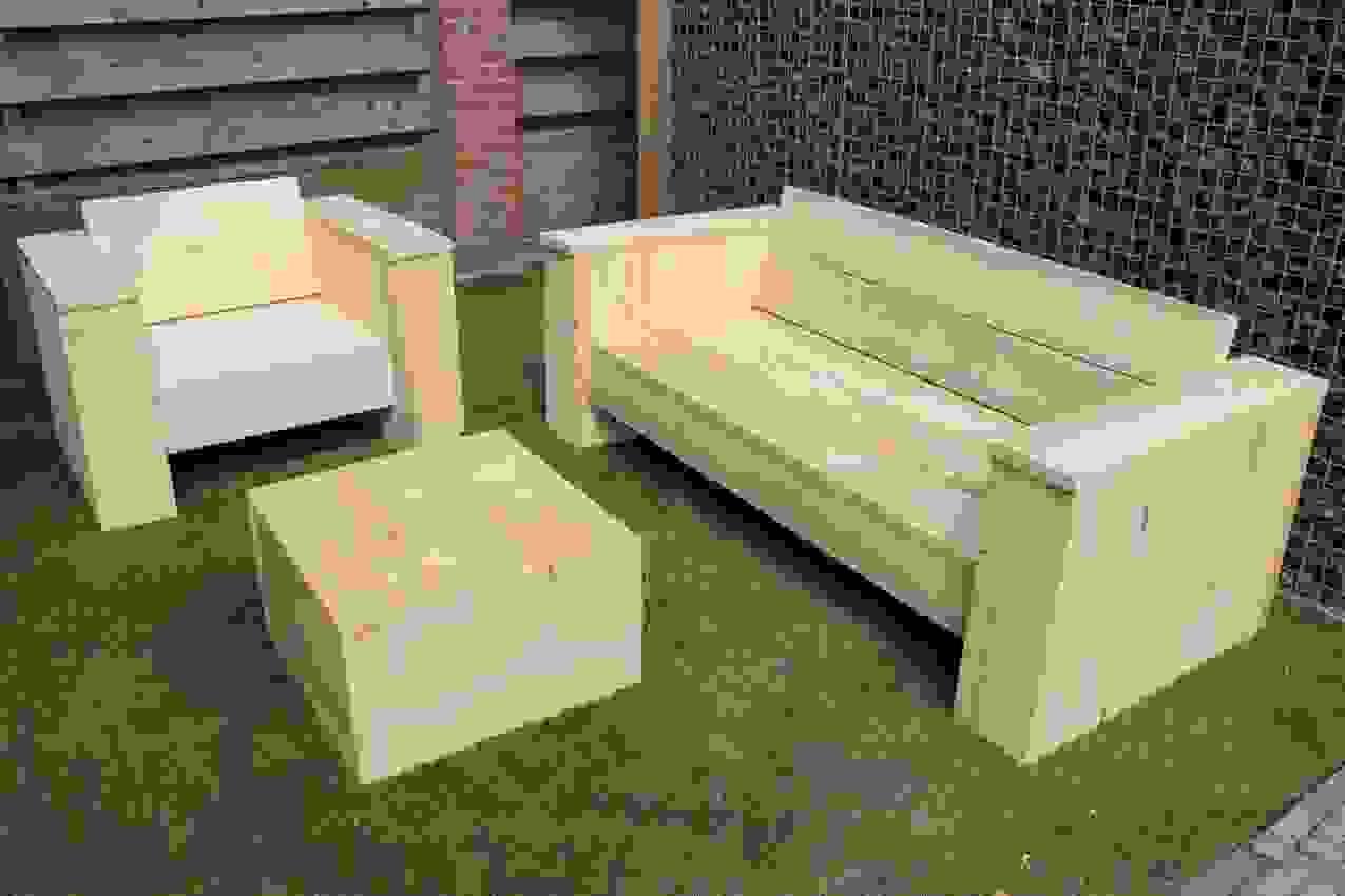 Gartenmöbel Selber Bauen Lounge Für Möbel Planen Ideen Auf Ist Das von Gartenstuhl Holz Selber Bauen Bild