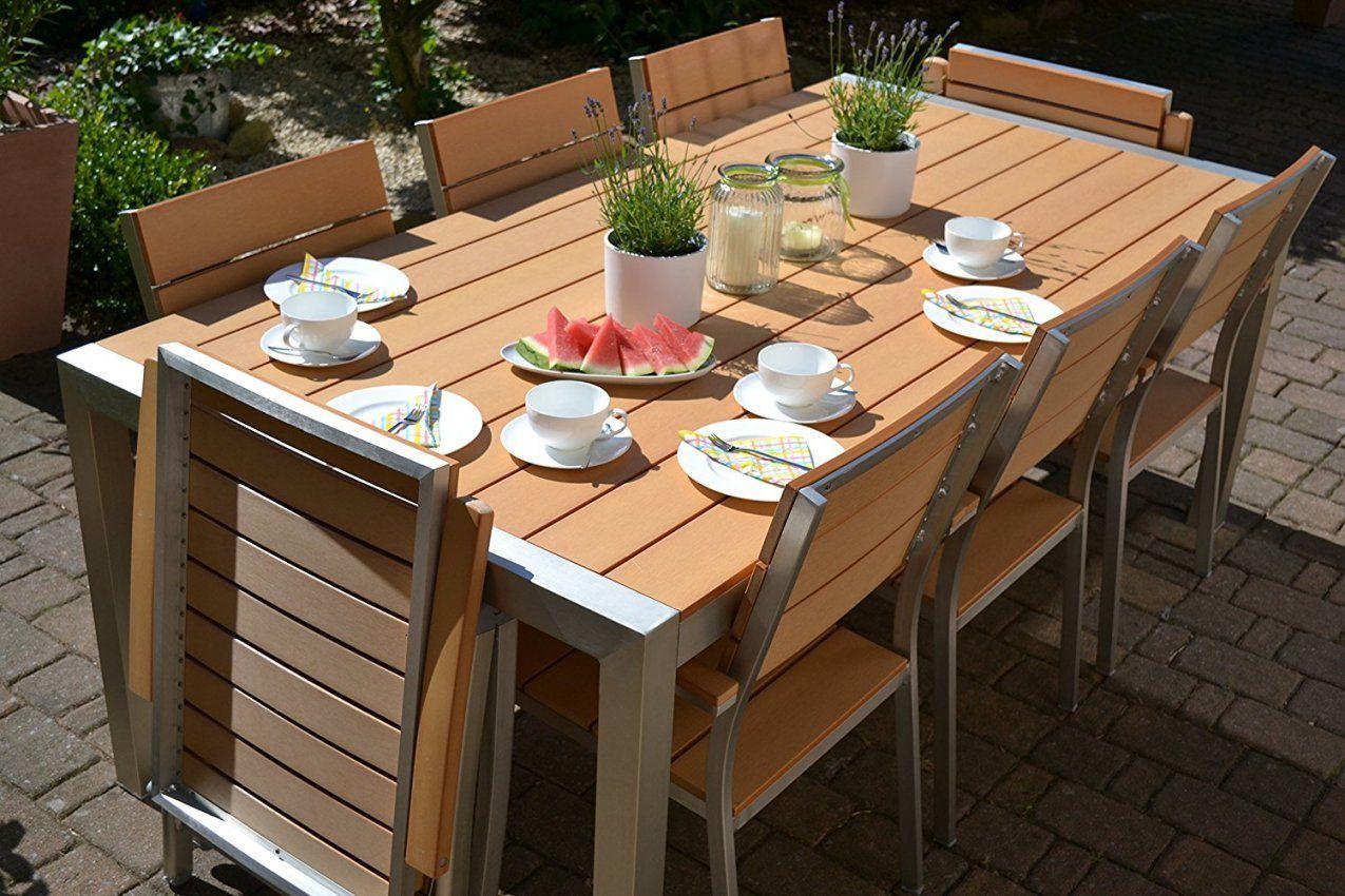 Gartenmöbel Set 8 Personen von Gartenmöbel Für 8 Personen Photo