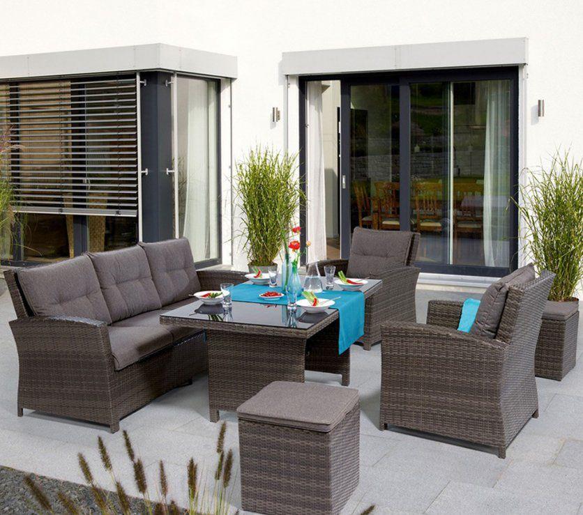 gartenm bel set rattan obi haus design ideen. Black Bedroom Furniture Sets. Home Design Ideas
