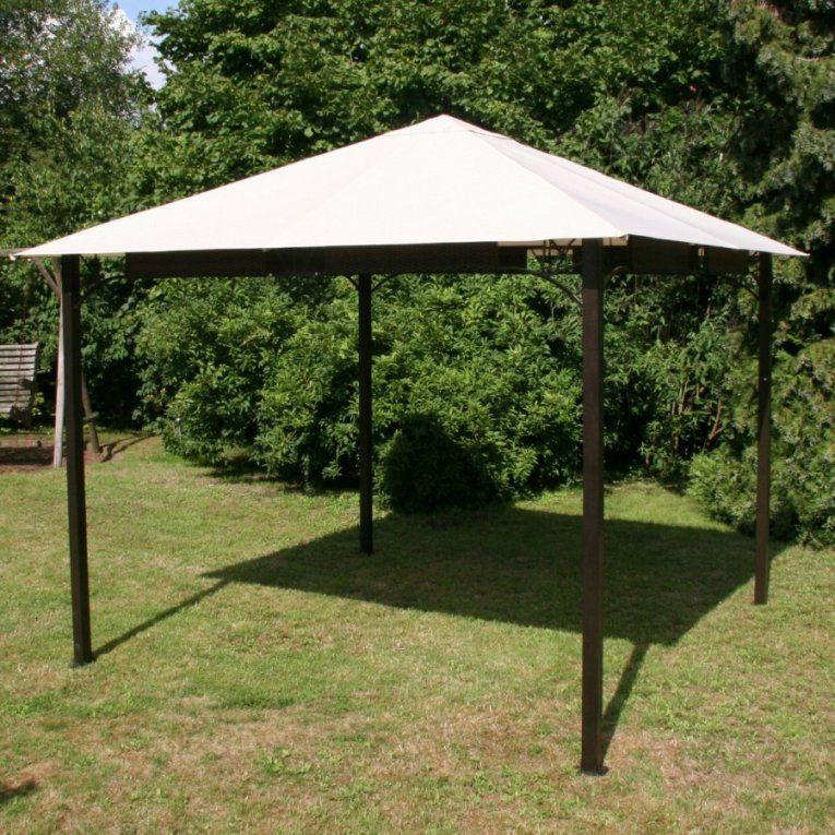 Gartenpavillon Metall Wasserdicht  Ambiznes von Pavillon Mit Wasserdichtem Dach Bild