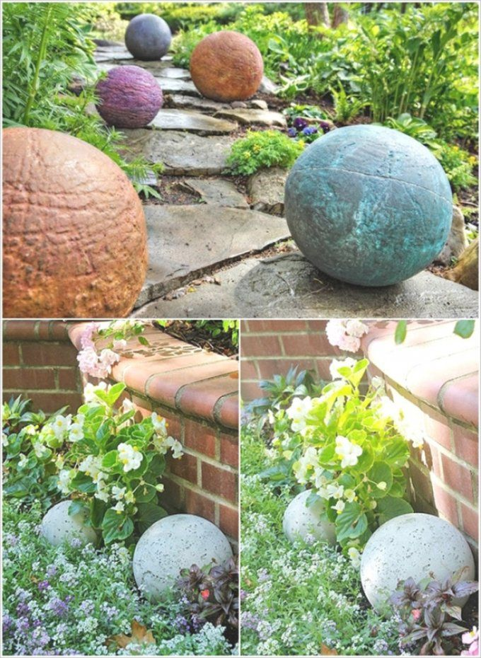Gartenskulpturen Selber Machen Mit Gartendeko Aus Beton 28 Schöne von Garten Skulpturen Selber Machen Bild