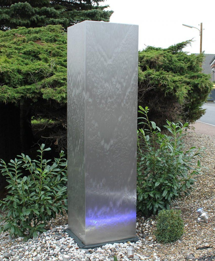 Gartenspringbrunnen – Von Gaugerdesign von Moderne Wasserspiele Für Den Garten Bild