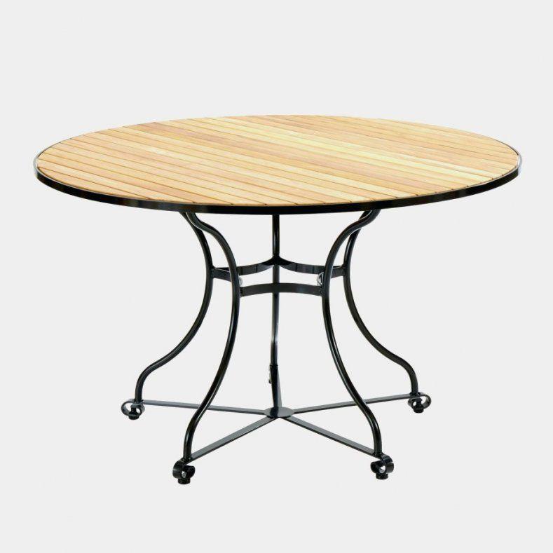 Gartentisch 120 Cm Elegant Gartentisch Rund Architektur 100 Cm Von