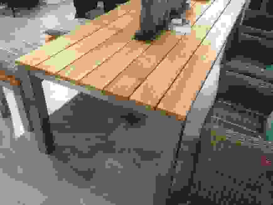 Gartentisch Ausziehbar Alu Holz Awesome Gartentisch Edelstahl Von von Gartentisch Ausziehbar Alu Holz Photo