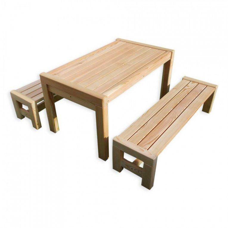Gartentisch Mit Bank Dv13 – Hitoiro von Gartentisch Mit 2 Bänken Photo