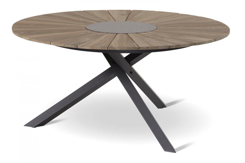 Gartentisch Rund 120 Cm Ausziehbar Ehrfürchtig Auf Dekoideen Fur Ihr von Gartentisch Holz Rund 120 Photo