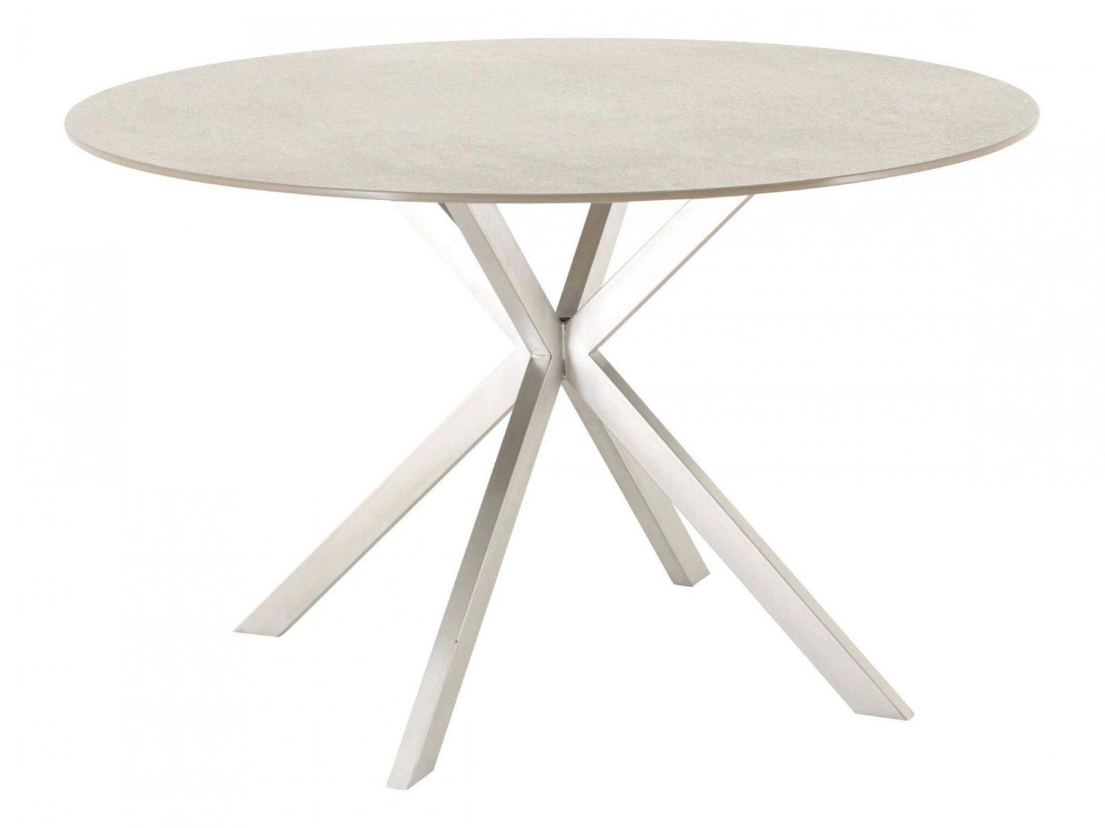 Gartentisch Rund 120 Cm Diamond Garden Belmont Holz Tisch Variante von Gartentisch Rund 120 Cm Metall Bild