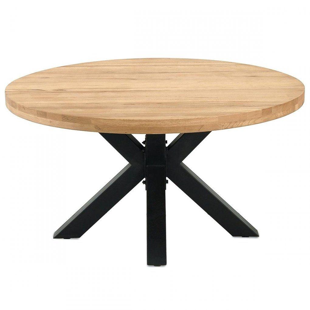 Gartentisch Rund 120 Cm Teak Tisch A Altes Holz Bild 3 Wetterfest