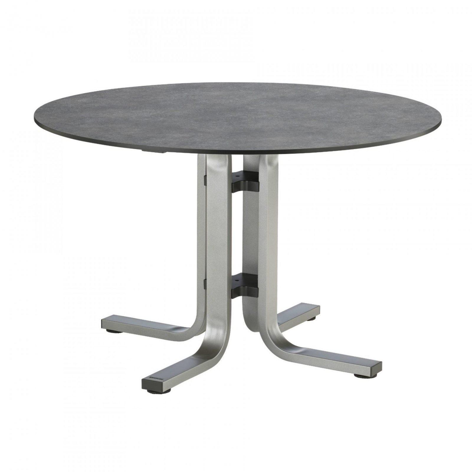 Gartentisch Rund 120 Cm von Gartentisch Rund 120 Cm Metall Photo