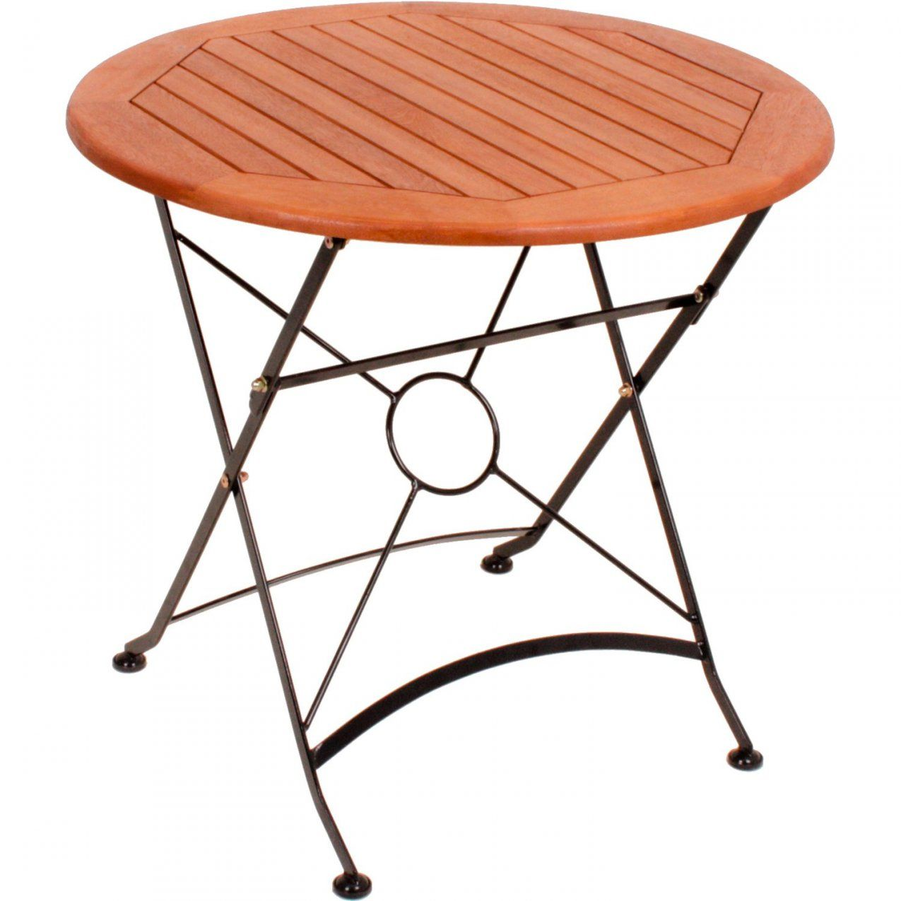 Gartentisch Rund 120 Fabulous Gartentisch Xcm Mit Sthle Und Bank von Gartentisch Holz Rund 120 Bild