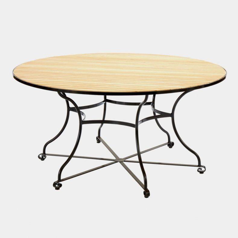 Gartentisch Rund 150 Cm Durchmesser Schön Perfekt Gartentisch Rund von Gartentisch Rund 150 Cm Bild