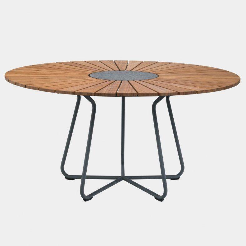 Gartentisch Rund 150 Cm Durchmesser Wunderbar Houe Circle Von