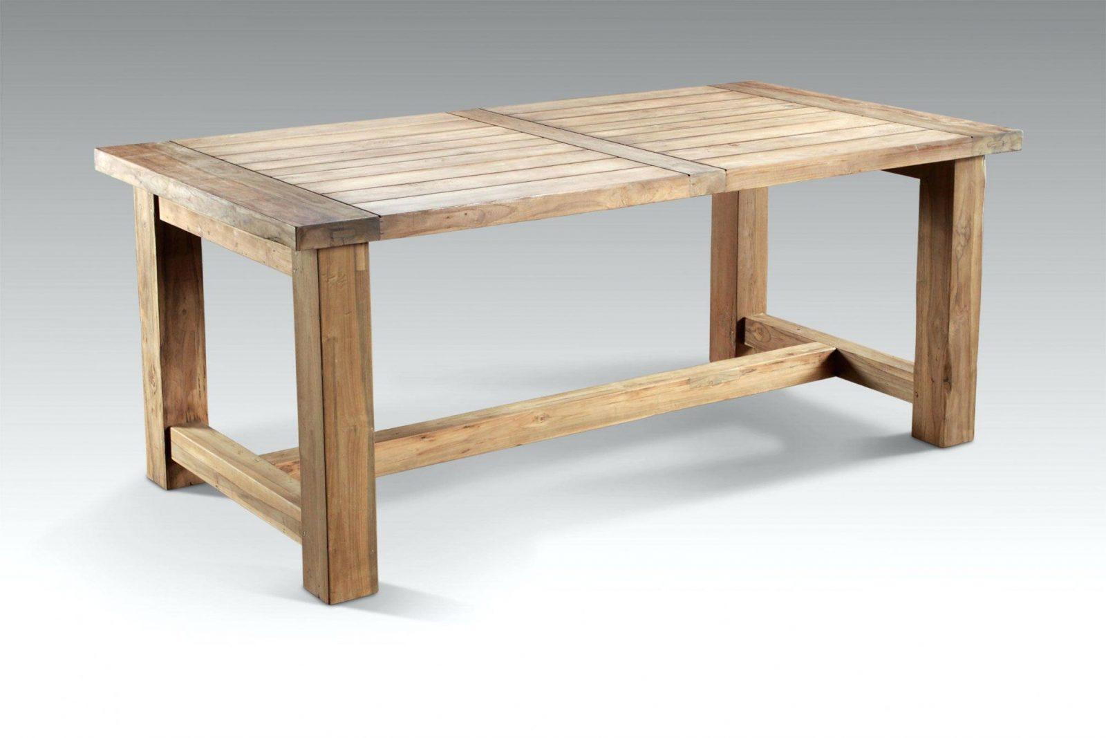 Gartentisch Selbst Bauen Holztisch Selber Nauhuricom Tischplatte von Esstisch Aus Paletten Bauanleitung Photo