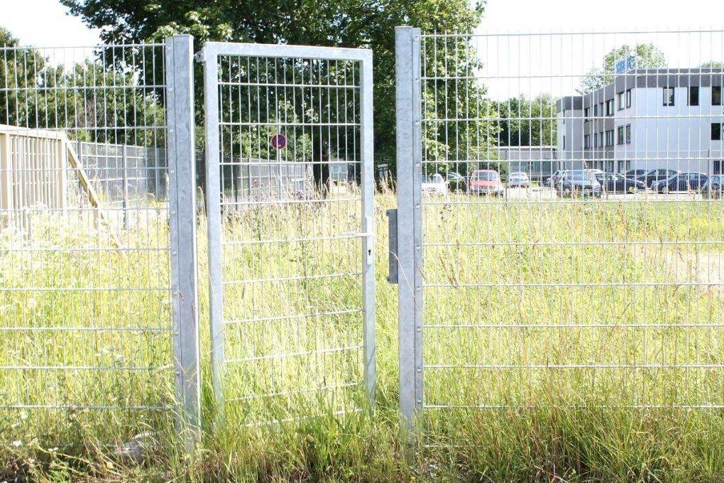 Gartentor Hoch 2 M Blickdicht Metall 180 Cm 1 50 von Gartentor 2 M Hoch Bild