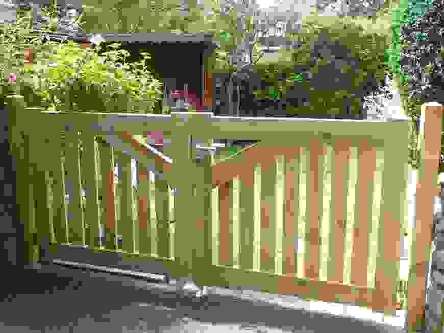 Gartentore Aus Holz Gartentor Selber Bauen 40 Super Ist Oberteil von Gartentor Aus Holz Selber Bauen Bild