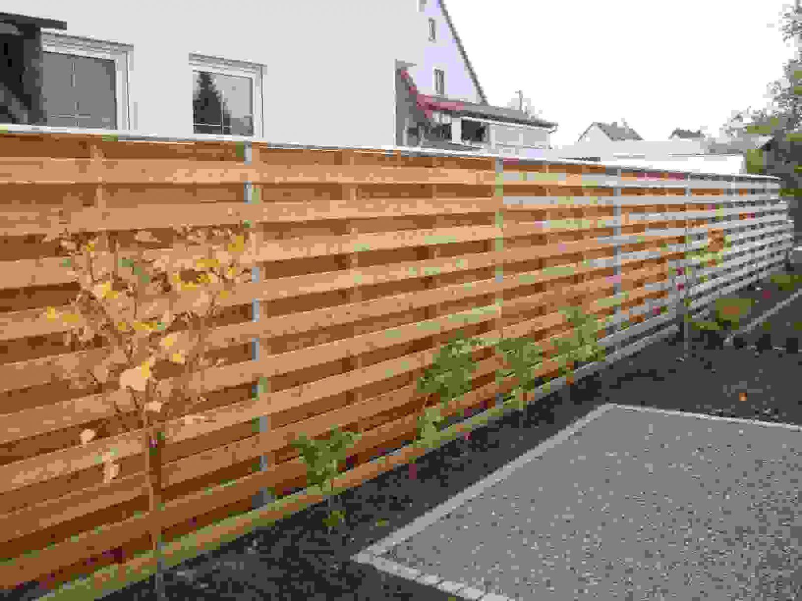 Gartenzaun Holz Sichtschutz Selber Bauen U2013 Bvrao Ist Luxus Planen Von  Sichtschutz Selber Bauen Holz Photo