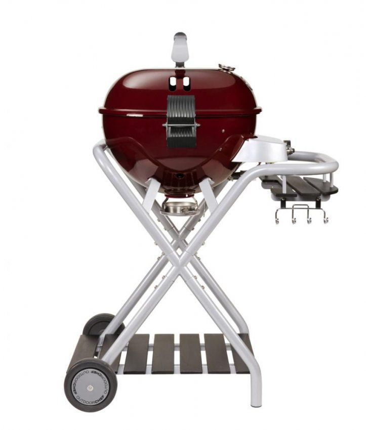 Gasgrill Ambri 480 Rot  Peter Süße von Peter Süße Weber Grill Photo