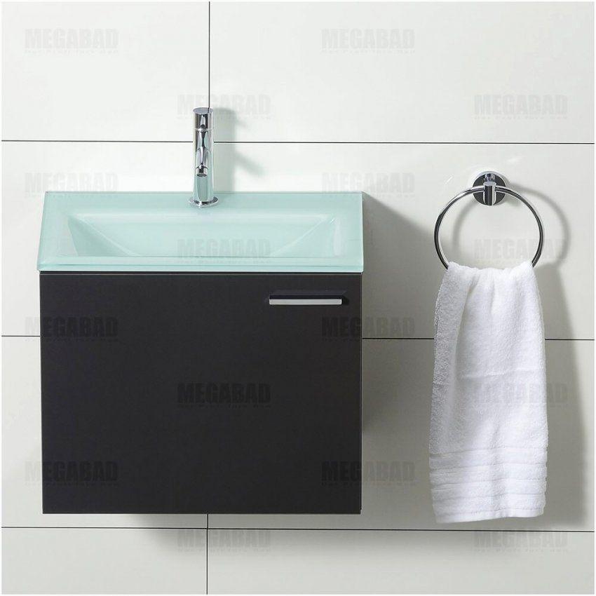 Gästebad Möbel Neu Waschtisch 40 Cm Tief Mit Unterschrank  Hausplan von Waschbecken 40 Cm Tief Bild