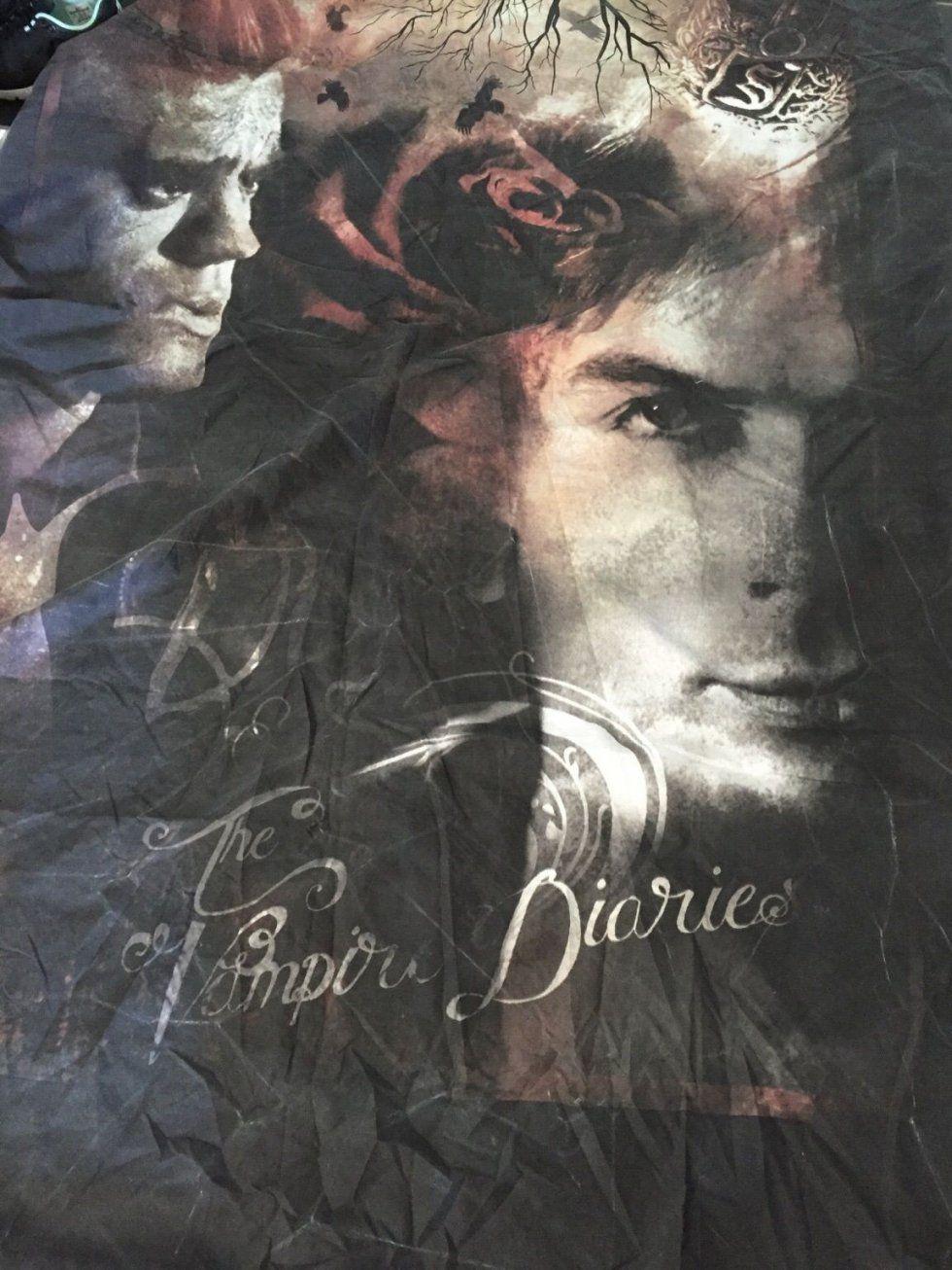 Gebraucht Bettwäsche 2Teilig Vampire Diaries In 53721 Siegburg Um von Vampire Diaries Bettwäsche Bild