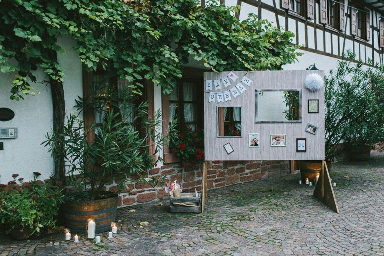 Gebraucht Fotowand Fotobooth Zu Verkaufen  Hochzeit In 76351 von Fotowand Hochzeit Selber Machen Bild