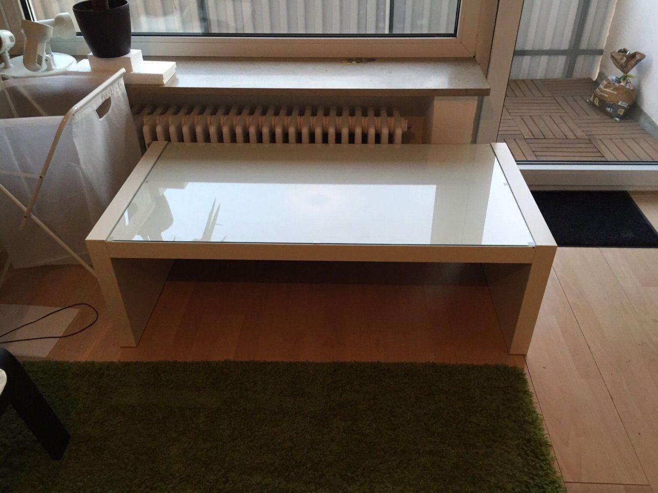 Gebraucht Ikea Expedit Couchtisch Mit Glasplatte In 81241 München Um von Ikea Wohnzimmertisch Mit Glasplatte Bild