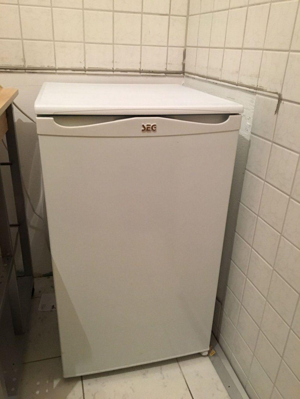 Gebraucht Seg Kühlschrank 91 Liter Inkl Gefrierfach In 61440 von Kühlschrank Mit Gefrierfach Gebraucht Bild