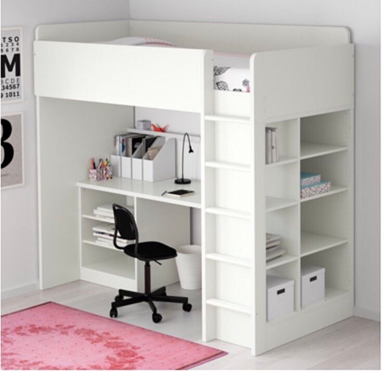 Gebraucht Stuva * Hochbett * Ikea * Schreibtisch * In 8682 von Hochbett Mit Schreibtisch Ikea Bild