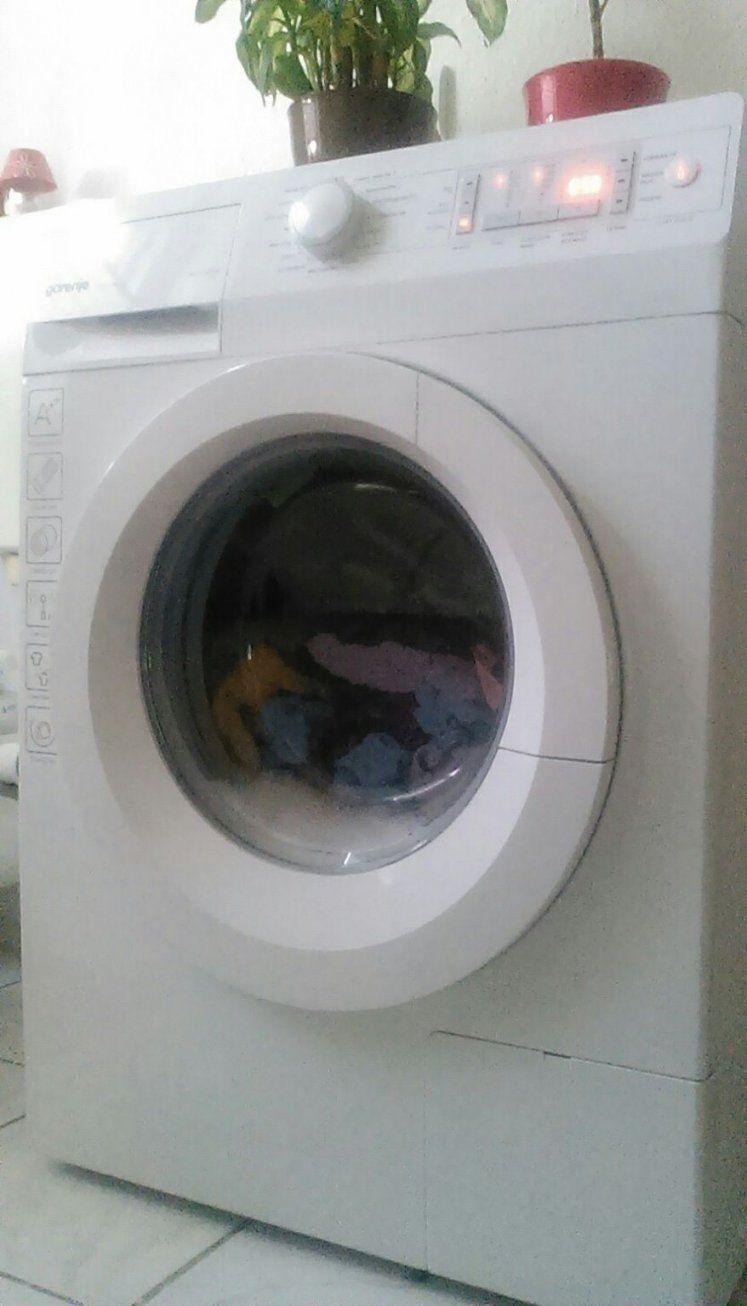 Gebraucht Waschmaschine Gorenje W 6443S Slim Line In 09350 von Gorenje W 6443 S Slim Bild