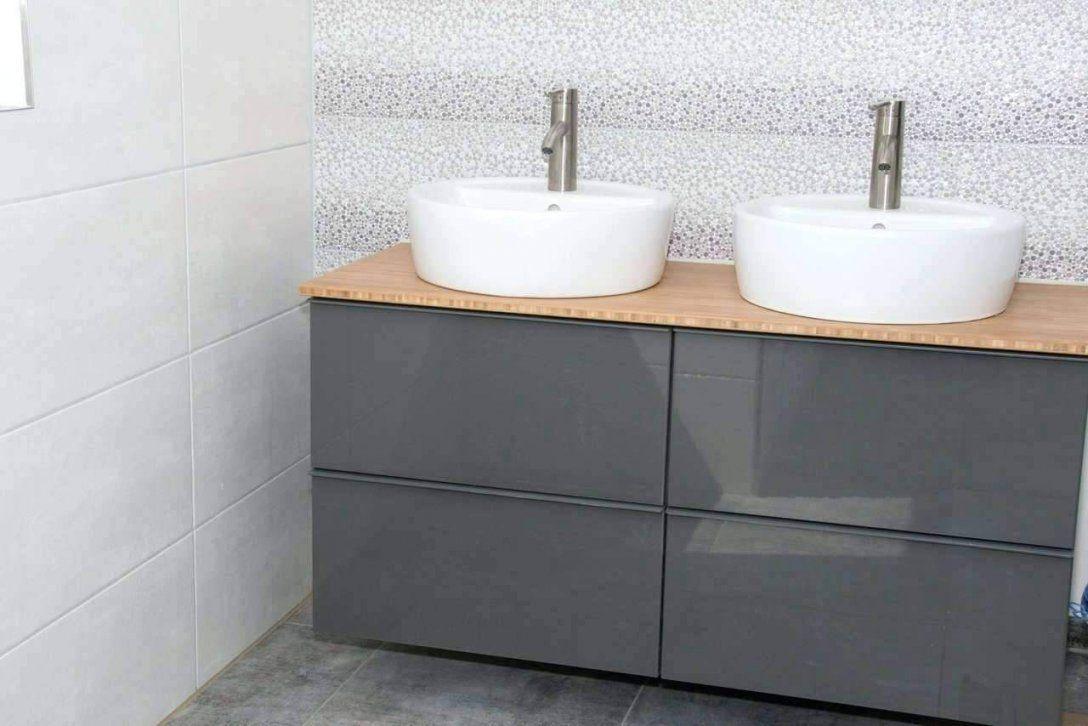 Genial Badezimmer Unterschrank Ikea Haus Dekoration Von Doppelwaschtisch  Mit Unterschrank Ikea Photo